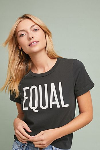 Sol Angeles Equal Graphic Tee