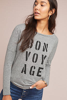 Slide View: 1: Sol Angeles Bon Voyage Top