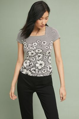 Hellebore Top by Maeve