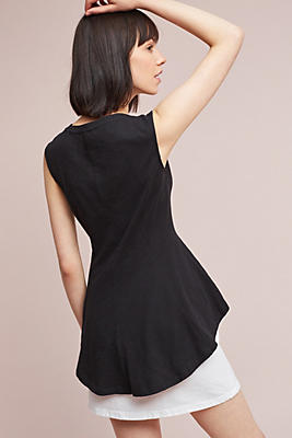 Slide View: 3: Evie Peplum Top