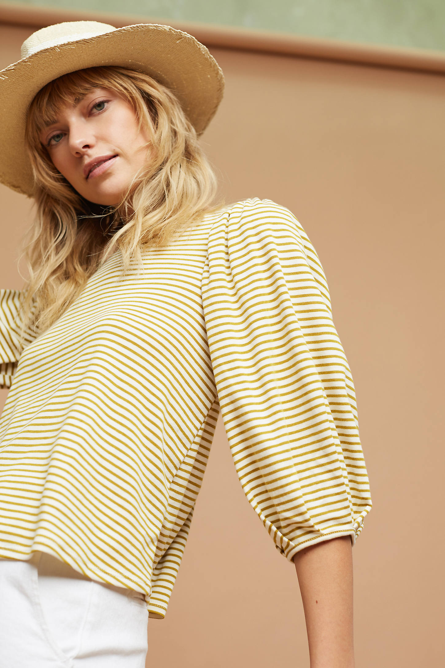 Sal Boatneck Top