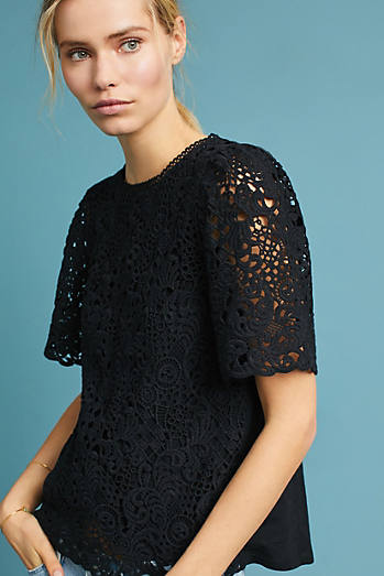 Suzy Lace Top