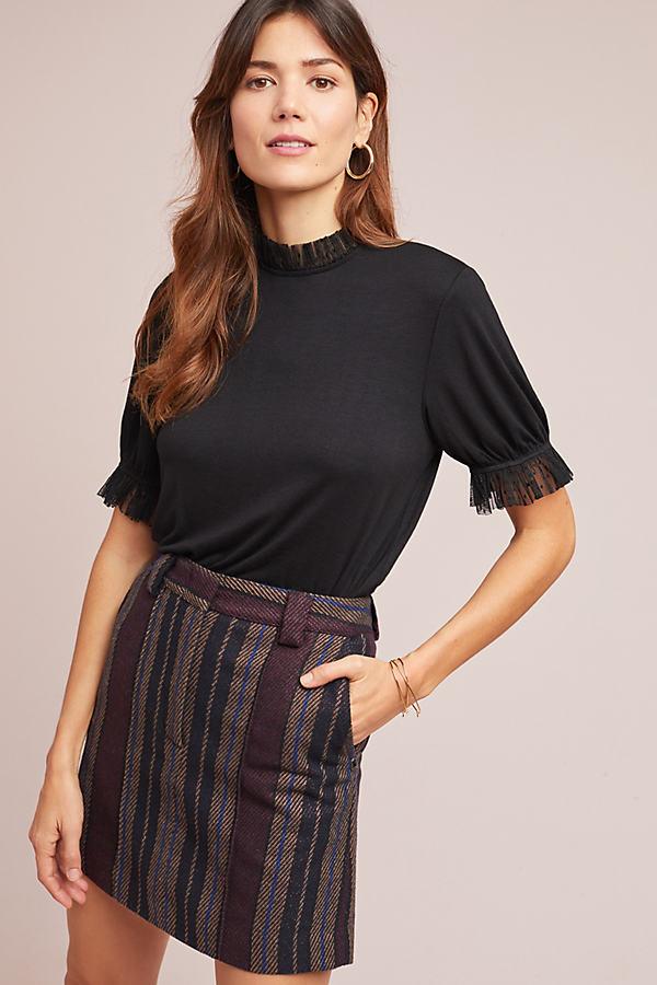 Peoria Top - Black, Size Xs