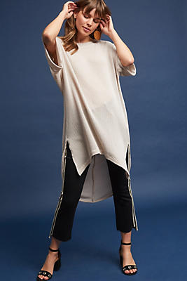 Slide View: 1: Sweeping Tunic