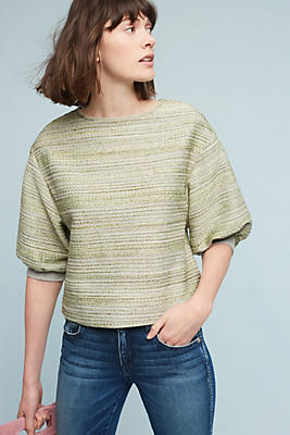 Slide View: 1: Courtney Textured Top