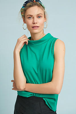 Slide View: 1: Sloane Sleeveless Top