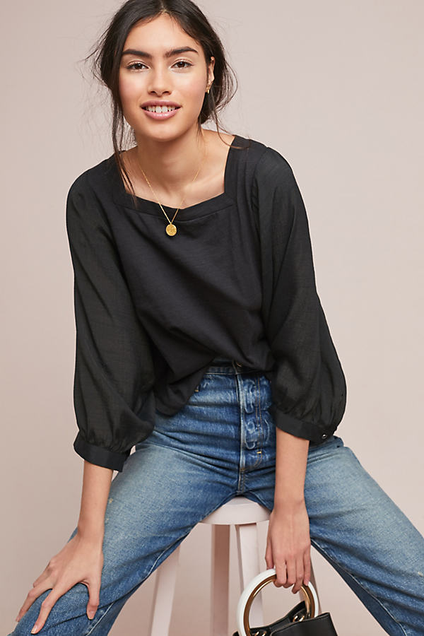 Decker Top - Black, Size L