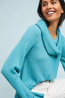Slide View: 1: Cowled Thermal Tunic