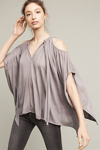 Tulay Open-Shoulder Top