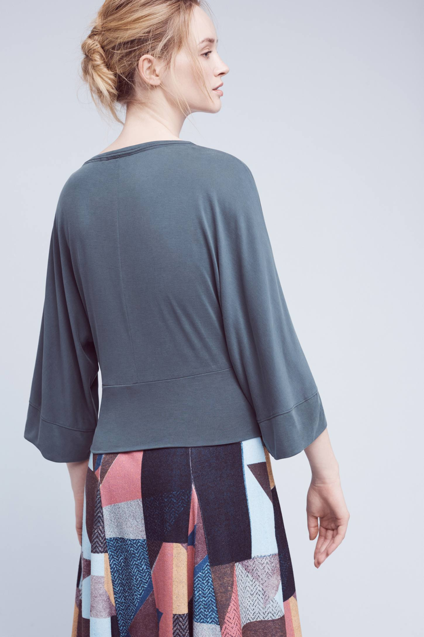 Slide View: 4: Wandertrail Dolman Top