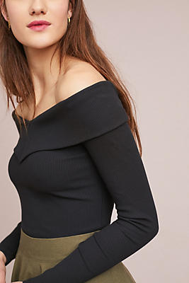 Slide View: 1: Lucy Off-The-Shoulder Top