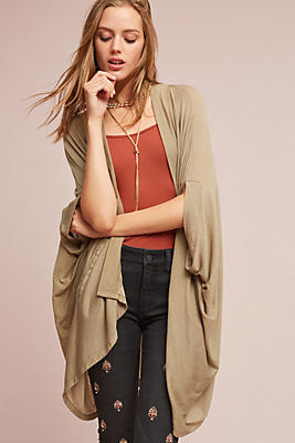 Slide View: 1: Astaire Oversized Cardigan