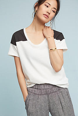Slide View: 1: Hola Cotton Jersey Tee