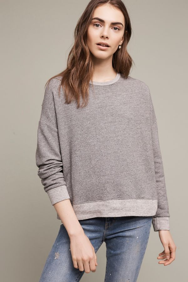 Sundry Rise & Shine Terry Pullover