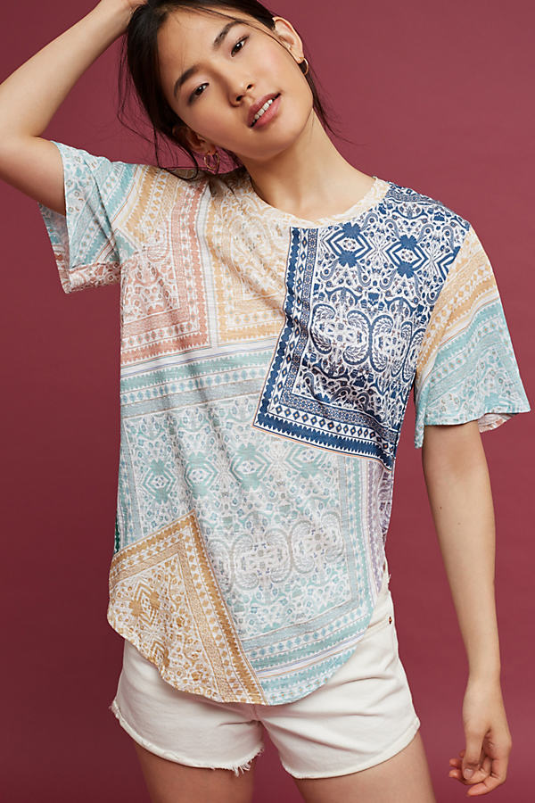Delilah Tee, Multicoloured - A/s, Size M