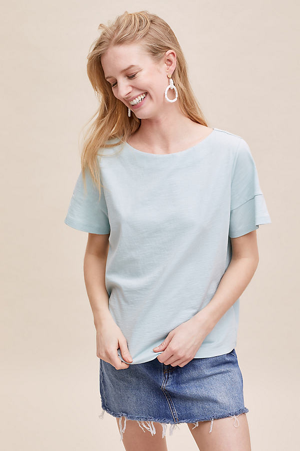 Shannon Tee - Green, Size Uk 16