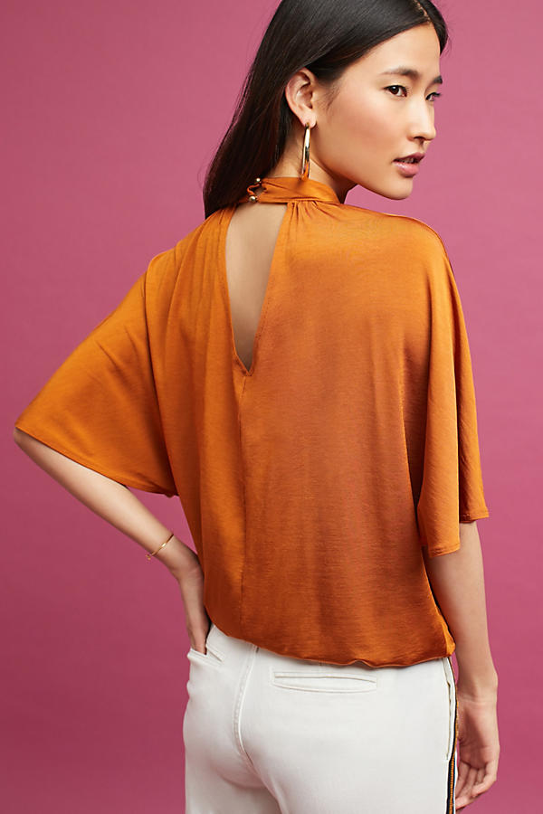 Slide View: 4: Dolman Shine Top