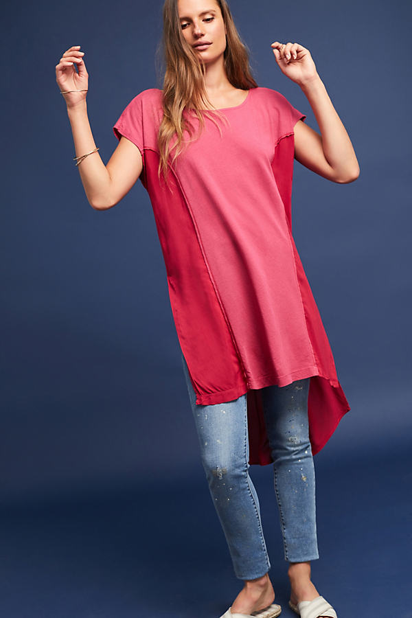 Provincetown Top - Rose, Size L
