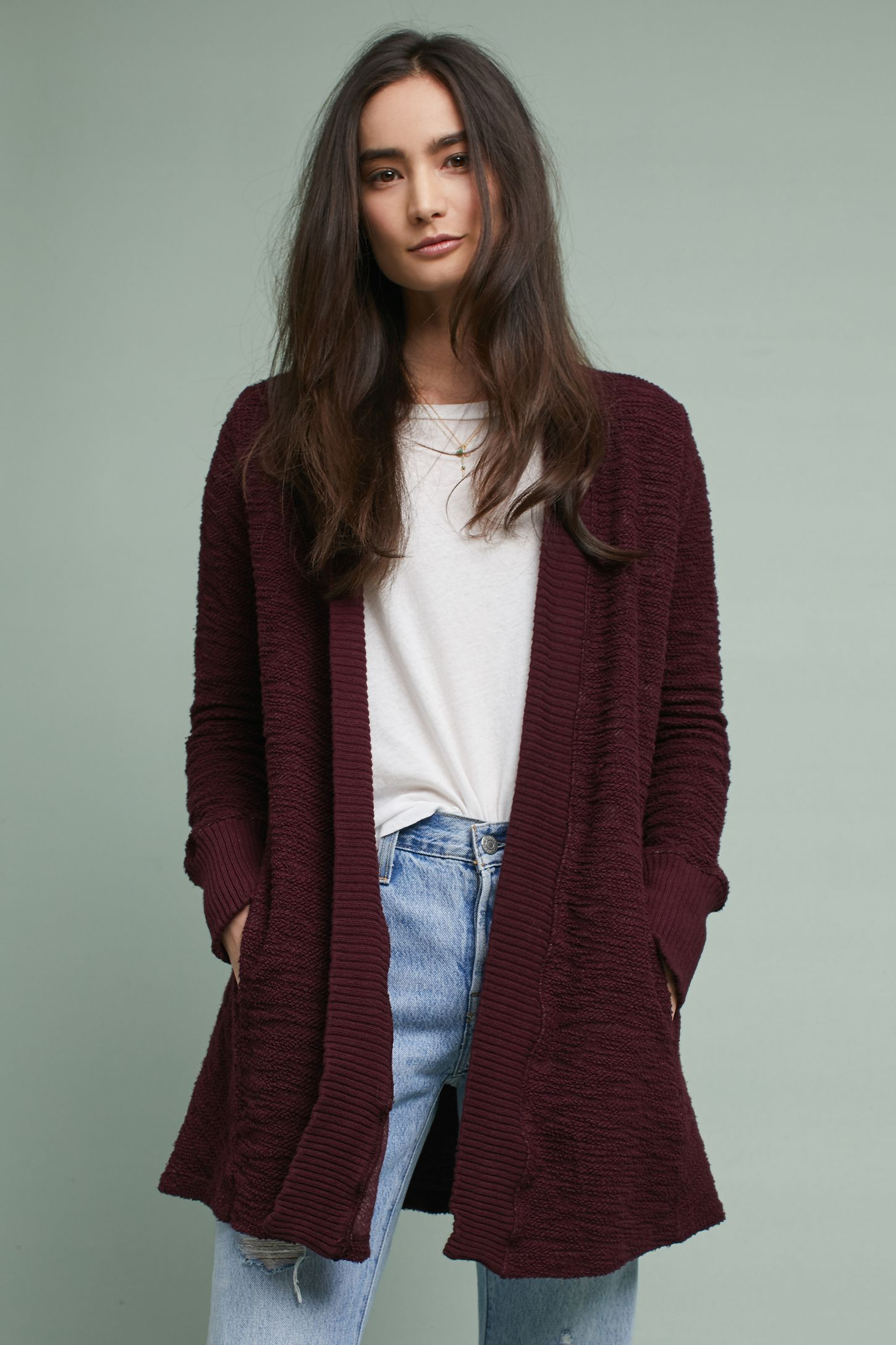 Cardigan Sweaters & Duster Cardigans | Anthropologie