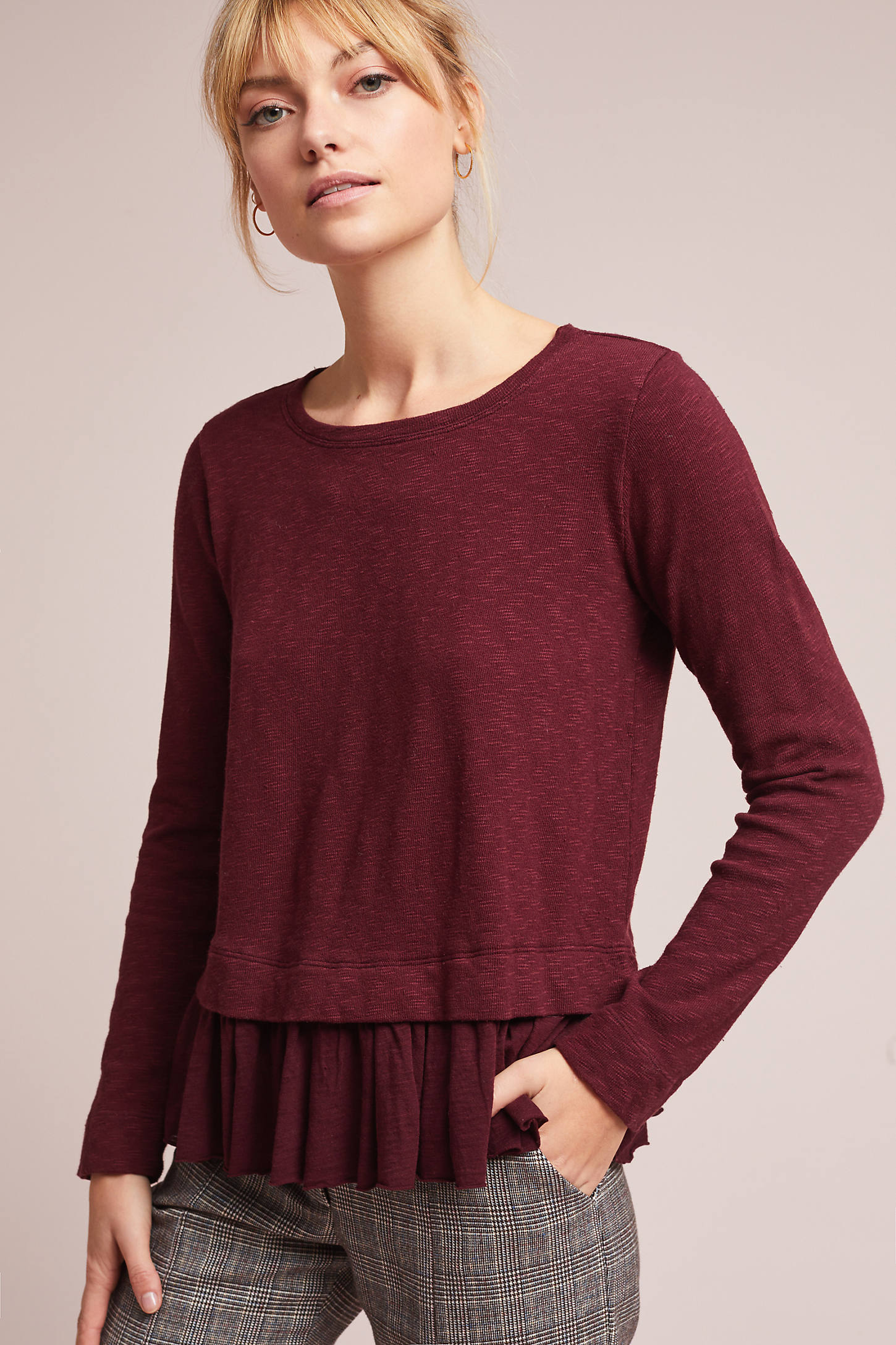 Layered Oliver Tee