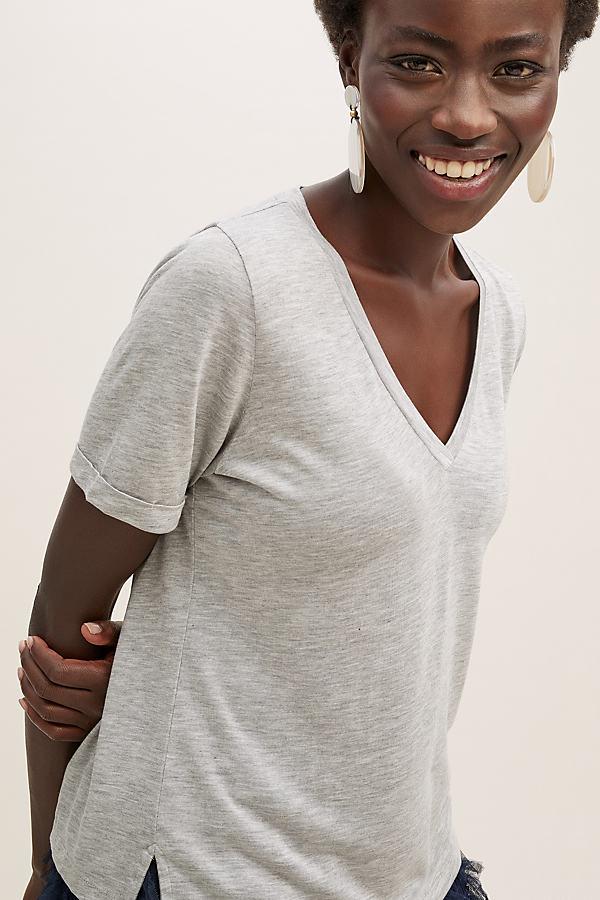 Rianne Tee - Grey, Size Uk 10