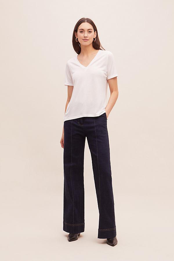 Rianne Tee - White, Size Uk 10