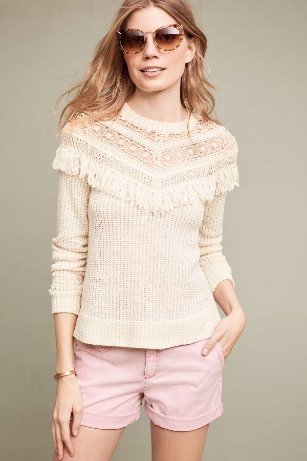 Saylor Selina Knit Pullover