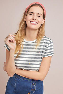 Slide View: 1: Henderson Striped Tee