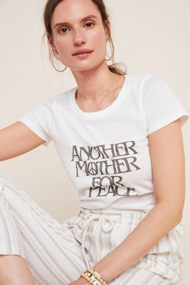56623b6e7 Another Mother for Peace Graphic Tee $48