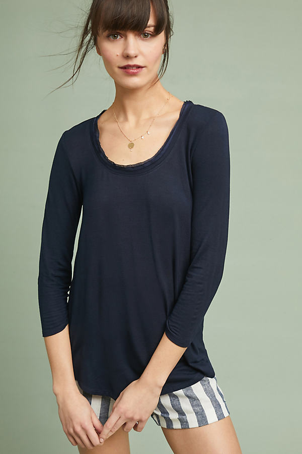 Seraphina Top - Blue, Size S