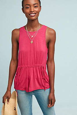 Slide View: 1: Andrea Waisted Top