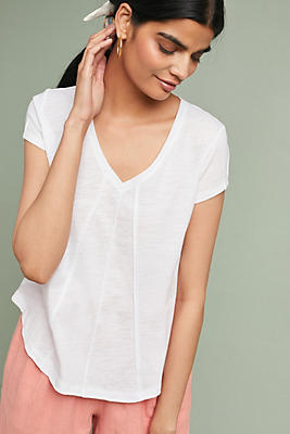 Slide View: 1: Mila V-Neck Tee