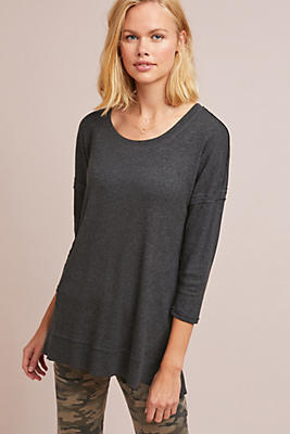 Slide View: 1: Willamette Ribbed Tunic