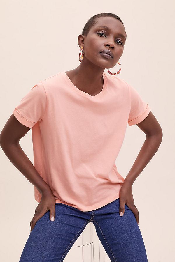 Gabby Tee - Pink, Size Uk 16