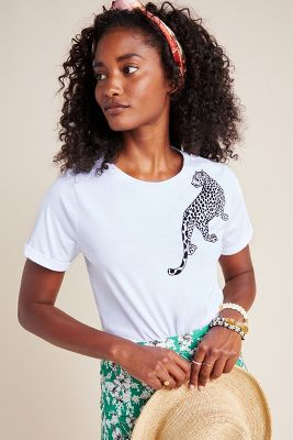 72dd6294a Rolled-Cuff Graphic Tee | Anthropologie