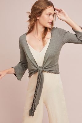 Michael Stars Wrapped Cardigan by Michael Stars