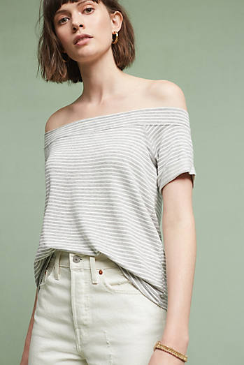 Delanie Off-The-Shoulder Top