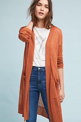 Slide View: 1: Adria Pocketed Cardigan