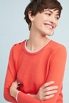 Slide View: 1: Francille Pullover