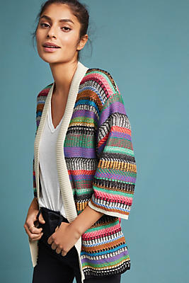 Slide View: 1: Ashbury Knit Cardigan