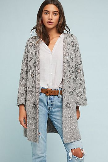 Bell Sleeve Cardigan Sweaters Duster Cardigans Anthropologie