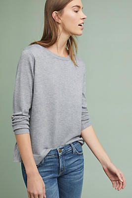 Slide View: 1: Madison Layered Pullover