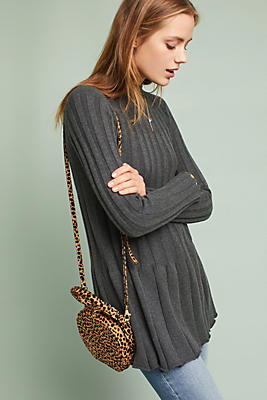 Slide View: 1: Thelma Ribbed Tunic