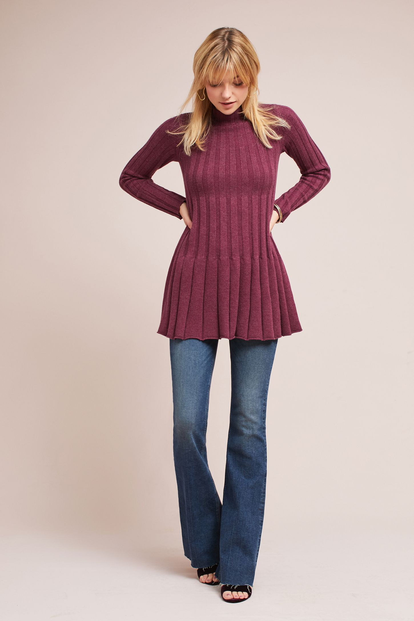 Purple - Sweaters For Women & Oversized Sweaters | Anthropologie