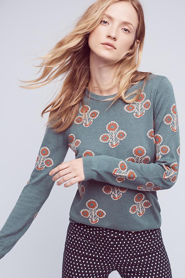 Liatris Floral Top