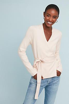 Slide View: 1: Harriet Wrap Sweater