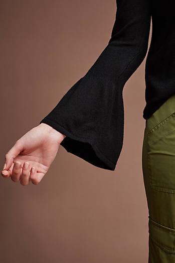 Mattea Off-The-Shoulder Pullover