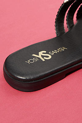 yosi samra molly slide sandals