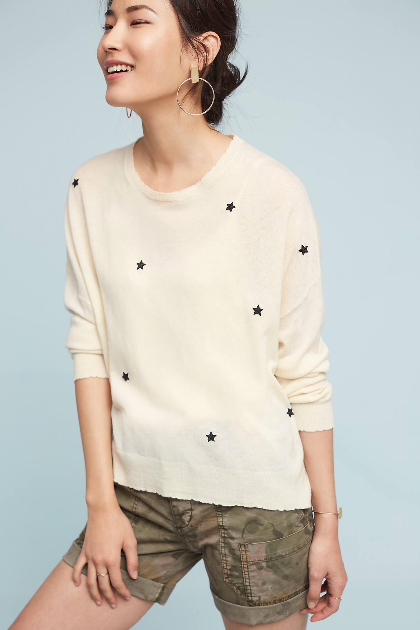 Starlet Pullover