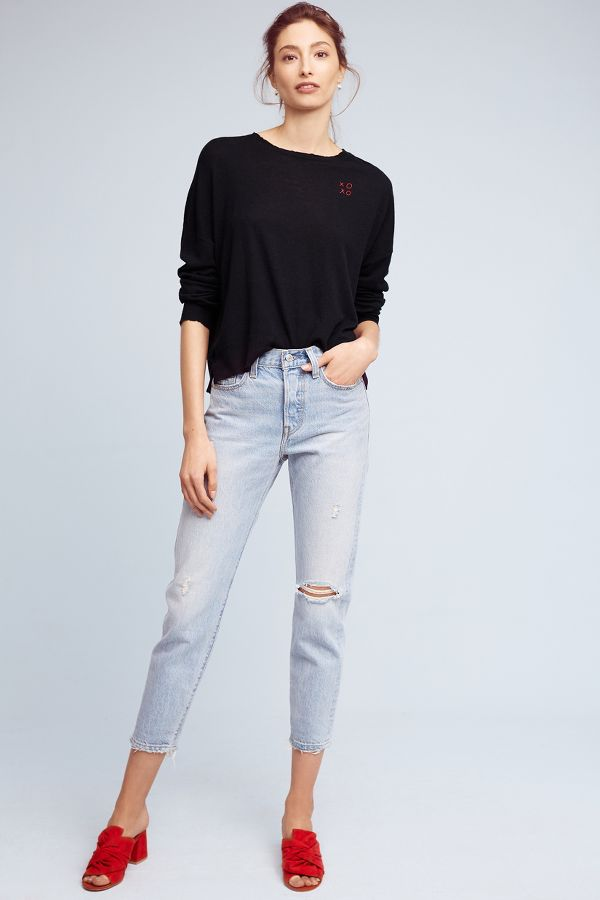 Sundry Loving Cashmere Pullover